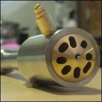 steam vibrator