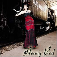 Heavy Red Victorian Misfit Gown