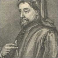 Who was Geoffrey Chaucer?