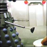 Disco Babes for the Dalek Nation
