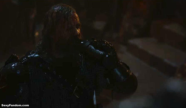 game of thrones hound quits job