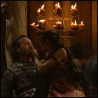 Game of Thrones, Bronn Likes to Party All the Time with Hookers, Boba Fett Steampunk Ice Sculpture