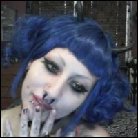 Devil Horns Punk Taxidermy Tentacle Dildo