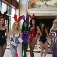 Playboy Bunny Avengers