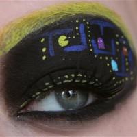 Pacman Makeup