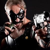 Bad Guy Cosplay Photography