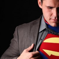 Superman Superhero Cosplay Photography