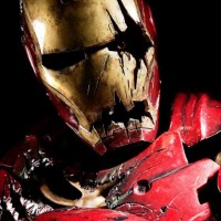 Zombie Iron Man Superhero Cosplay Photography