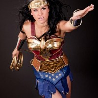 Wonder Woman Superhero Cosplay Photography