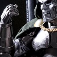 Dr. Doom Superhero Cosplay Photography