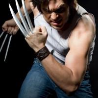 Wolverine Superhero Cosplay Photography