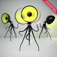 Octopussy Speaker Concept