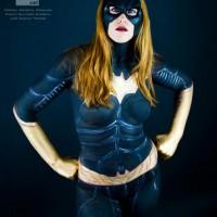 Superhero Bodypaint