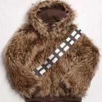 Chewbacca Reversible Hoodie