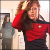 GamerLana Explains Why Star Trek Red Shirts are Safe (in some contexts)