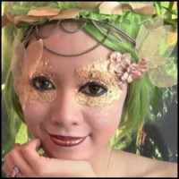 Forest Fairy Makeup Tutorial – Creativity Required