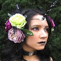 Handmade Unicorn Horn Circlets For Play or Fashion