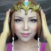 Princess Zelda Makeup Tutorial For Cosplay Fans