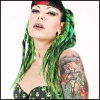 Ms. Poisoness Luck of the Shamrock Babe