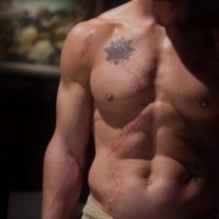 Tumblr Thinks Stephen Amell from Arrow on the CW has Obscenely Nice Abs