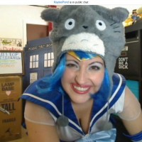 Sailor Mercury Kaylee Pond Wears Many Hats