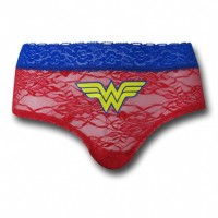 Superhero Panties for Special Ladies