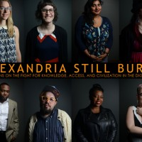 Alexandria Still Burns: Librarians & the Fight for Knowledge