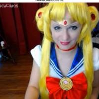 Veronica Chaos Sailor Moon Cosplay