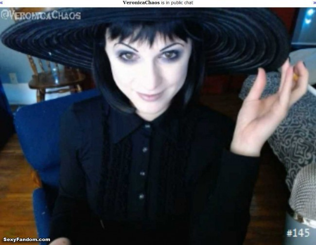 Witchy Woman Veronica Chaos