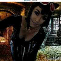 Anna Molli Catwoman Fetish