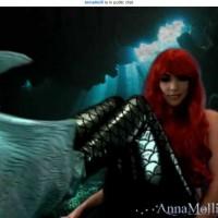 Little Mermaid Ariel AnnaMolli