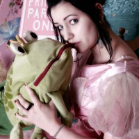 Mandy and the Frog Prince