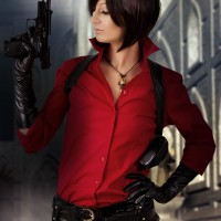 Corina as Ada Wong from Resident Evil