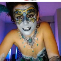 Kickaz Facepainting Bodypainting Artistry
