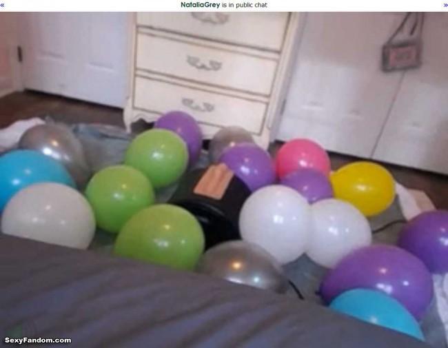 Looner Ninja Turtle Natalia Grey Balloons