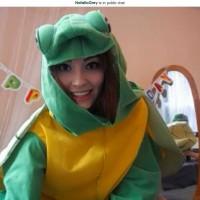 Looner Ninja Turtle Natalia Grey