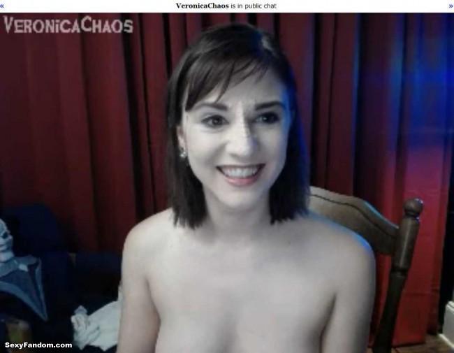 Happy Cammiversary Alien Babe Veronica Chaos