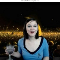 Veronica Chaos Star Trek, Box Wine, Cigs