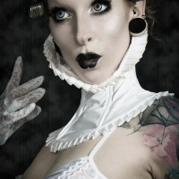 RazorCandi Does Classic Monsters Bride of Frankenstein