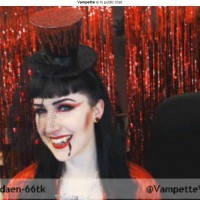 Big Top Vampire Vampette