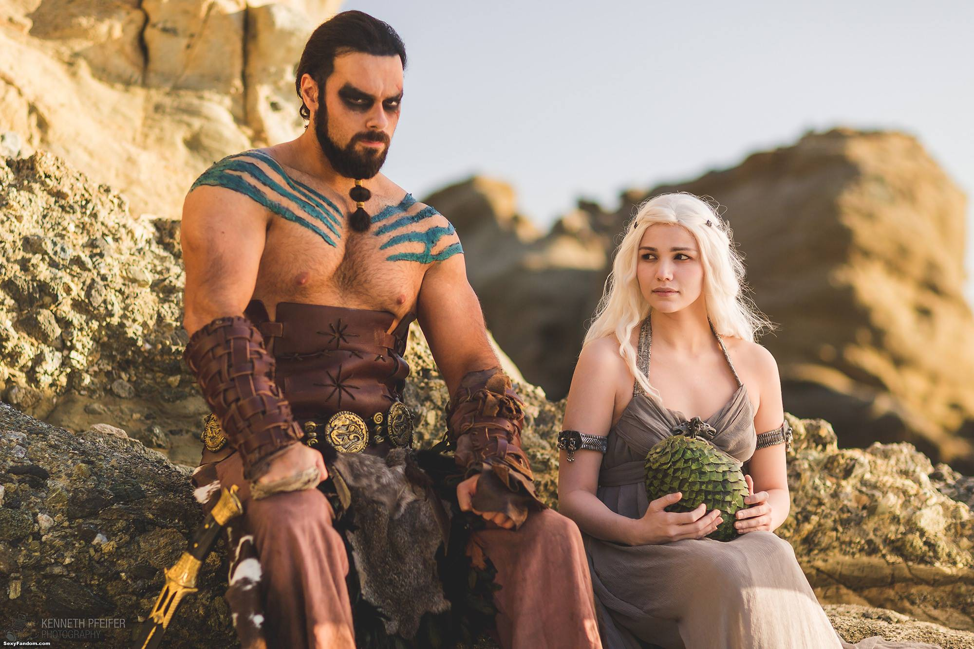 Dothraki Wedding Cosplay