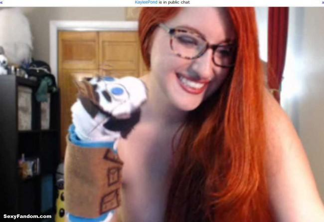 kayleepond puppet tim cam