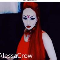 Symbolic Alessa Crow