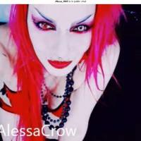Easter Vampire Alessa Crow Makeup Tips
