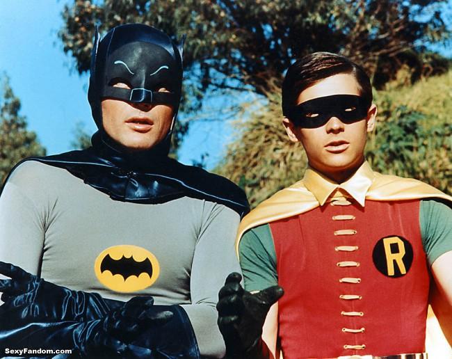 batman robin adam west tv show