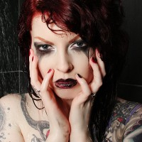 Join Penny Poison For A Naughty Shower