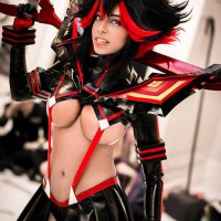 Ryuko Matoi by Quantum Destiny's Art & Costuming