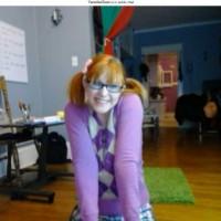 Puppet Professor Corrupts Schoolgirl Veronica Chaos