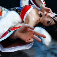 Ahri, the Nine-Tailed Fox by Miyuko Cosplay