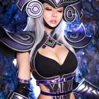Syndra, the Dark Sovereign by Tasha Cosplay